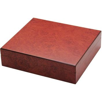 Cohiba Cedar Lined Travel Cigar Humidor W/ Humidifier