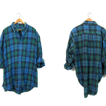 Shop Green Flannel Shirts For Men on Wanelo