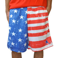 USA Lax Shorts | Lacrosse Unlimited