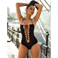 Melissa One Piece Bathing Suit