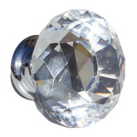 GlideRite Hardware Crystal Knob & Reviews | Wayfair
