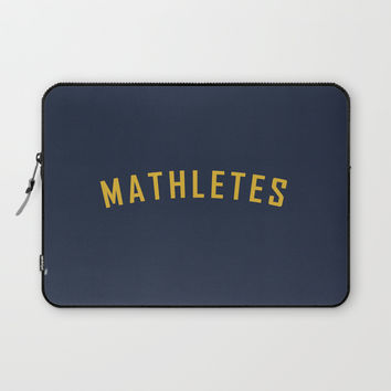 Mathletes - Mean Girls movie Laptop Sleeve by allier