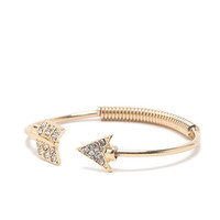 With Love From CA Arrow Cuff at PacSun.com