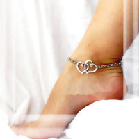 New Arrival Jewelry Ladies Cute Sexy Gift Shiny Simple Design Summer Stylish Anklet [6057513025]