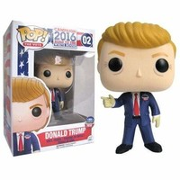 FUNKO POP! The Vote Donald Trump Vinyl Figure Collectible Model Toy