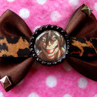 Attack on Titan Eren Yeager Anime Hair Bow