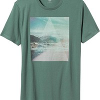 Old Navy Mens Graphic Tee