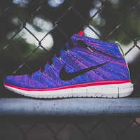 Nike Free Flyknit Chukka Prem - Mercurial Collection