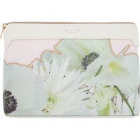 TED BAKER Pearly petal large wash bag
