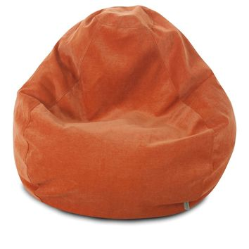 Villa Orange Small Classic Bean Bag