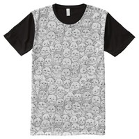 Cats T-shirt All-Over Print T-shirt