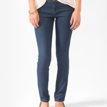 Classic Five Pocket Skinnies
