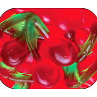 Haribo Gummi Twin Cherries Candy: 5LB Bag