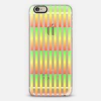 Summer Stripes iPhone 6 case by Lyle Hatch | Casetify