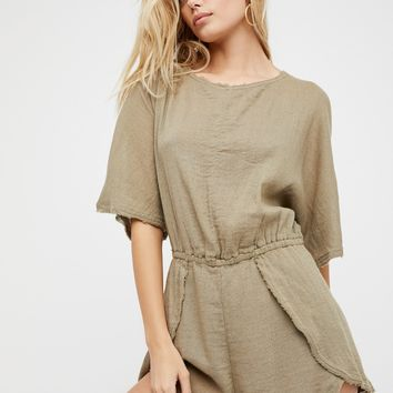Free People Roadtrippin' Romper