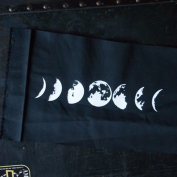 Moon Phases large Patch