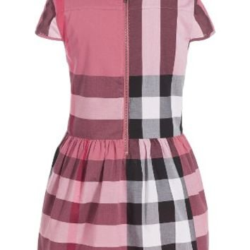 Burberry Mini Judie Check Dress (Little Girls & Big Girls) | Nordstrom