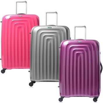 Lojel Wave Polycarbonate 29-Inch Spinner Luggage