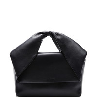 Twist Lamb-Leather Bag