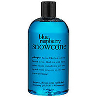 Blue Raspberry Snowcone™ Shampoo, Shower Gel & Bubble Bath