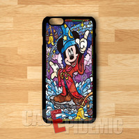 Mickey Mouse Stained Glass - zDz for iPhone 4/4S/5/5S/5C/6/6+,Samsung S3/S4/S5,Samsung Note 3/4