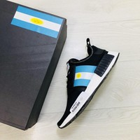 Adidas NMD XR1 For 2018 FIFA World Cup Argentina Boost Running Shoes - Best Online Sale