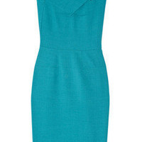 Roland Mouret|Skiffins asymmetric stretch-crepe dress |NET-A-PORTER.COM