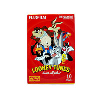 Fujifilm Instax Mini Film Looney Tunes Red Polaroid Instant Photo
