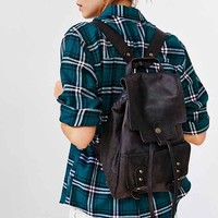 Frye Tracy Leather Backpack-