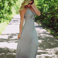 Your Distraction Maxi - Grey
