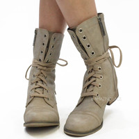 Luna Ice Combat Military Boots