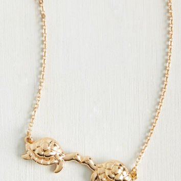 When I Shell in Love Necklace