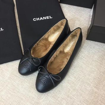 shosouvenir :CHANEL:Female ballet shoes
