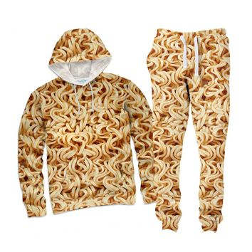 Ramen Combo Hoodie and Joggers