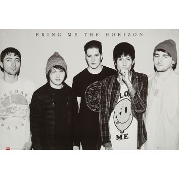 Bring Me The Horizon - Import Poster