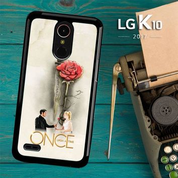 Once Upon A Time Rose X3423 LG K10 2017 / LG K20 Plus / LG Harmony Case
