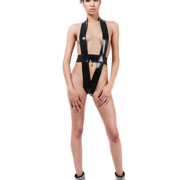 Latex Body Strap