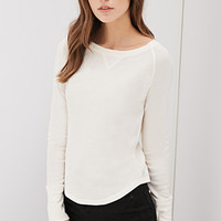Raglan Thermal Top