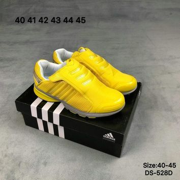 (2 Colors) Adidas 170216 FOREST HILLS 72 Men Women Fashion Casual Breathe Sports Running Shoes Yellow/Black
