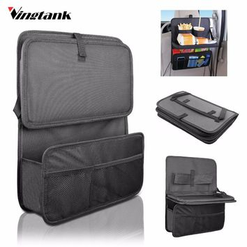 Car Back Seat Storage bag Car Seat Cover Organizer Holder Bottle tissue box Magazine Cup Food Phone Bag backseat Organizer