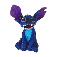 Duct Tape Art- Disney Lilo & Stitch Character Figurine Sculpture