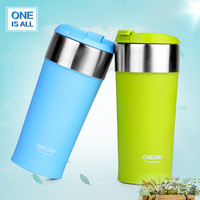 Travel Mugs Double Wall Cups Stainless Steel Insulated Hot & Cold Beverages Vacuum Bottle