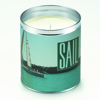 Panoramic Sail Candle