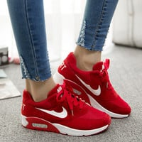 Casual Hot Sale Hot Deal On Sale Comfort Stylish Ladies Flat Korean Shoes Sneakers [7859658119]