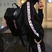 '' GIVENCHY '' Women Male Zip Jacket Coat