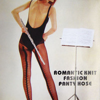 Romantic Knit Pantyhose (6pcs)
