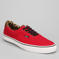 Vans Era 59 Canvas Leopard Lined Mens Sneaker