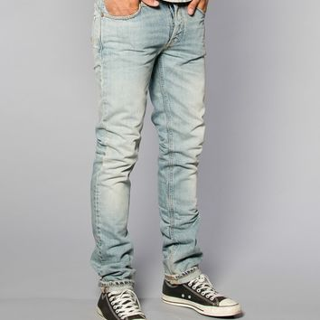 Tape Ted Organic Green Hope - Nudie Jeans Co Online Shop