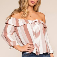 Something Sweet Top - Blush