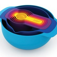 Joseph Joseph Nest 7 piece Compact Food Preparation Set